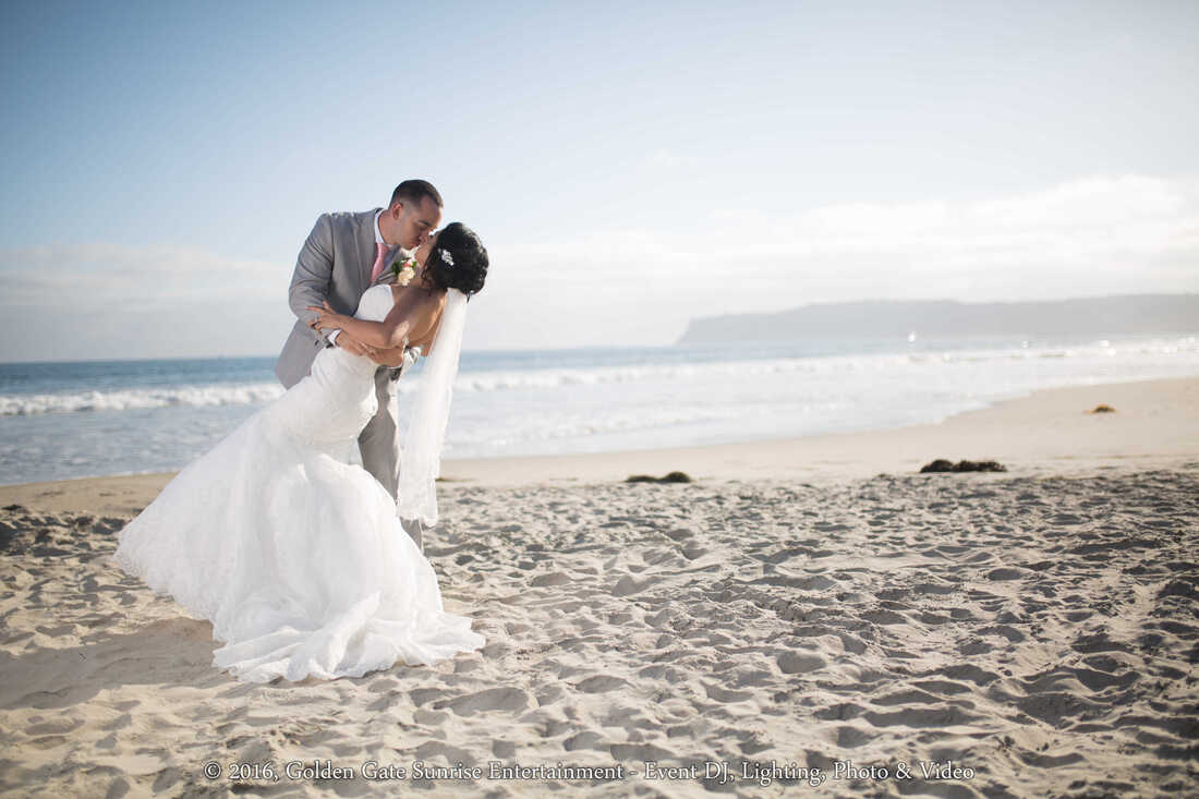 Budget friendly wedding videographer in San Diego, Affordable Wedding Videography San Diego